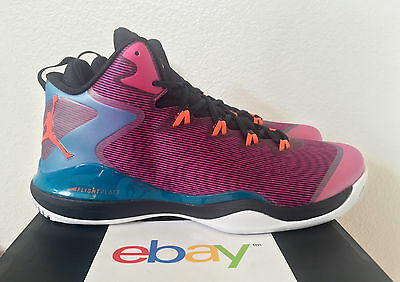 huge selection of 45c0e f78d7 New Air Jordan Super.fly 3 iii Size 12 FUSION PINK blake griffin nike 684933