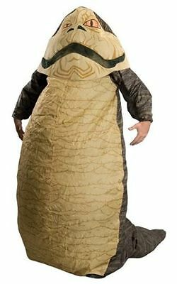 Authentic Star Wars Jabba The Hut Adult Costume
