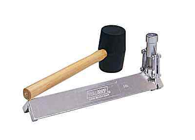 New Drywall CO-2A 1-1/4 in. Corner Bead Tool Mallet Crimping Blade Cornerbead