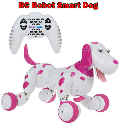 RC Toy HappyCow 777-338 Multifunction Realistic 2.4Ghz Remote Control Smart Dog