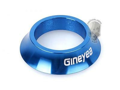 New Gineyea 1-1/8'' Fixed Gear Bicycle Fixie Road Bike Headset Spacer Ring Blue