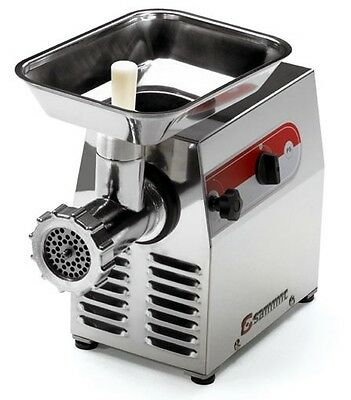 Sammic PS-12 Powerful Meat Mincer with a Ventilated Motor - 1050110 (Boxed New)