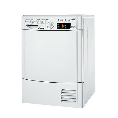 Indesit Ecotime IDPE845A1ECO Tumble Dryer - White
