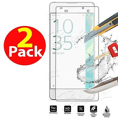 Genuine Tempered Glass Shockproof ScreenProtector For Sony Xperia X Compact