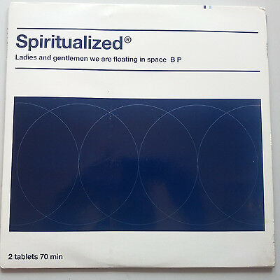 Spiritualized - Ladies & Gentlemen 2x Vinyl LP Inners + Insert Rare UK 1st 1997