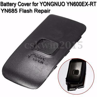 Battery Compartment Door Cover For YONGNUO YN600EX-RT YN685 Flash Repair Parts
