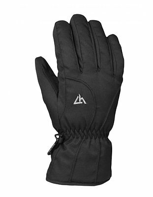 Damen Neu Peter Storm Thinsulate Double Fleece Handschuhe Schutz Weiß