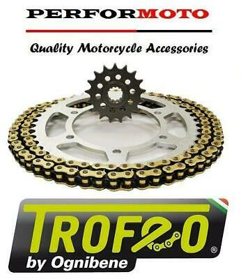 Trofeo 520 Pitch Chain And Sprocket Kit Ducati 696 Monster 08-14