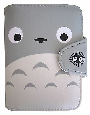 Studio Ghibli My Neighbour Totoro ID Card Short Wallet Purses Anime Purses