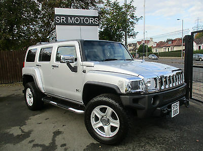 2007 Hummer H3 3.7 Luxury(RIGHT HAND DRIVE,ONE OWNER,HISTORY,WARRANTY)