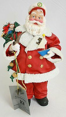 Possible Dreams® Clothtique™ Captain Claus #15030 - Santa Figurine