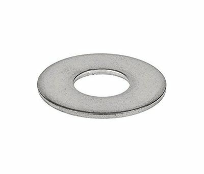 "Flat Washer Stainless Steel 18-8 (304), 5/16"" x 7/8"" OD (100 Pack)"