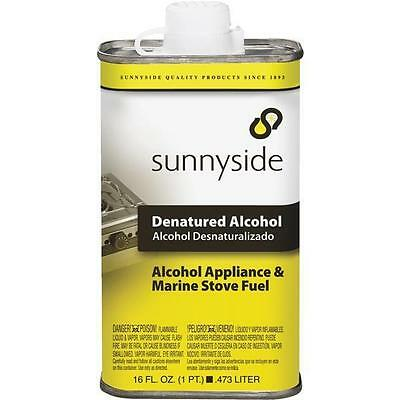 Sunnyside Denatured Alcohol Solvent