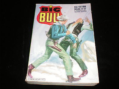 Big Bull album 37 contient Big Bull 145, 146, 147, 148