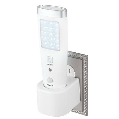 Rechargeable LED Emergency Light, by Collections Etc