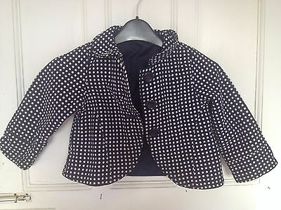 girls  next coat good condition size  2-3 years