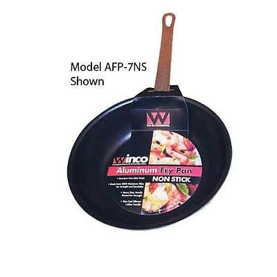 Winco - AFP-10NS - Majestic 10 in Non-Stick Aluminum Fry Pan