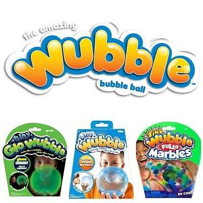 Wubble Looks Like a Bubble Plays Like a Ball Various Colors & Sizes