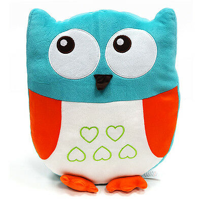 Kids Filled Cushion - Owl