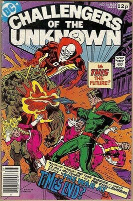 Challengers Of The Unknown #86 - VG/FN