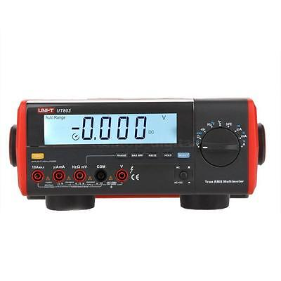 UT803 Digital Bench Type Autoranging DMM True RMS Multimer Auto Range