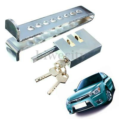 Auto Anti-theft Device Clutch Car Brake Stainless Strong Security Lock Tool