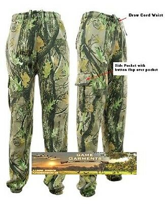 Mens Gods Camouflage Jogger Bottoms. Shooting, Fishing, General Wear