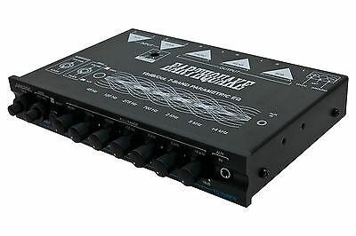 Earthquake Sound EQ-7000PXi 7-Band Equalizer