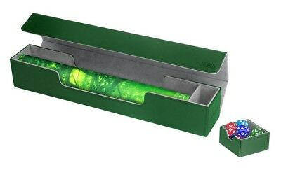 Ultimate Guard - Flip´n´Tray Mat Case XenoSkin Green - Spielmatten Box