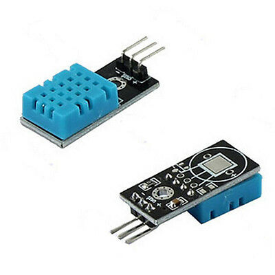 DHT11 Digital Temperature and Relative Humidity Sensor Module for arduino Hot