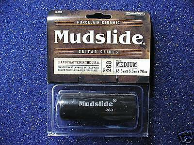 Dunlop Ceramic Mudslide Guitar Slide Medium Size, MPN 263