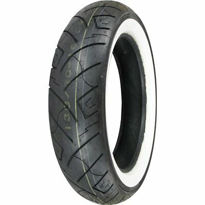 90/90-21 4 Ply Shinko 777 White Wall Front Tire