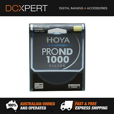 77mm HOYA PRO ND1000 – NEUTRAL DENSITY FILTER & BONUS 16GB FLASH DRIVE