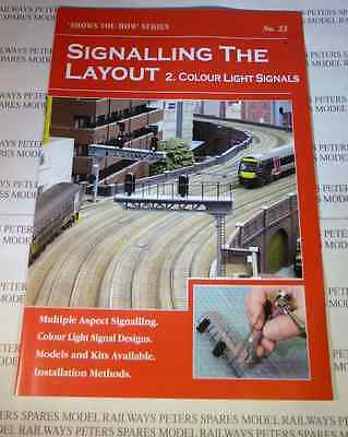 Peco No: 23 Shows You How Series: Signalling The Layout 2. Colour Light