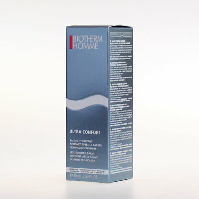 Biotherm Homme Ultra Confort ★ Aftershave Balsam 75ml