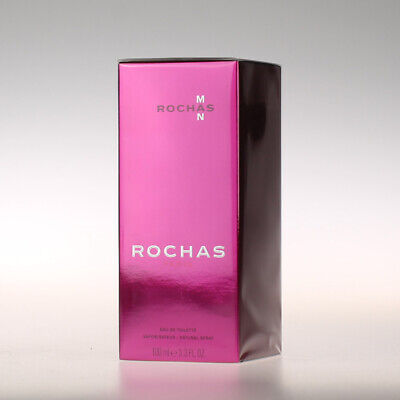 Rochas Man - EDT Eau de Toilette 100ml
