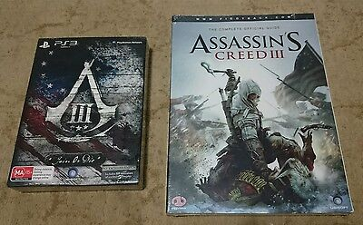 Assassin's Creed III - Join or Die Edition (Sony PlayStation 3, 2012)