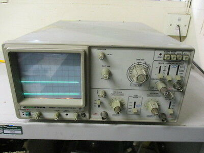 ISO-Tech ISR620 20MHz Dual Channel Oscilloscope