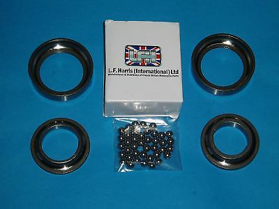 BSA STEERING HEAD  BEARING SET for A7/A10/A65/B31/M20