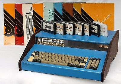 1976 Processor Technology SOL-20 Terminal Computer S100 Bus 8080 CPU *WORKING*