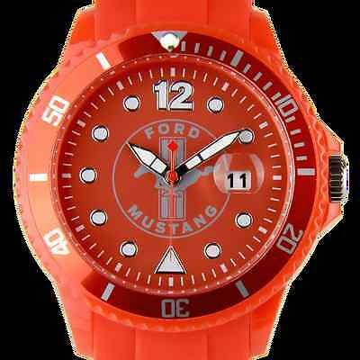 Ford Mustang Lolli Red Watch.