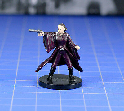 Queen Amidala #31 Champions of the Force, CotF Star Wars miniature