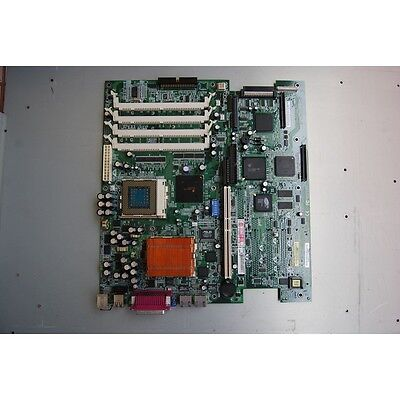 HP: CARTE MERE: TR DLSR NETSERVER  LP1000r DUAL CPU MOTHERBOARD  + processeur