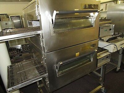 Lincoln Impinger model 1132 pizza oven double stack, 2009 model