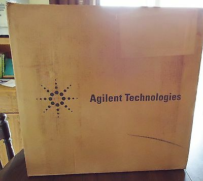 New Agilent(Hp) 6624A System Dc Power Supply, S/n Us37357253, Operation Manual