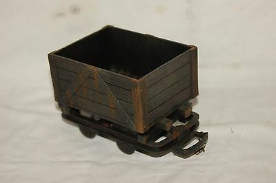 16mm Narrow Gauge SM32 Modified Open Tub Wagon for LIVE STEAM