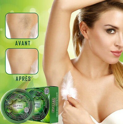Gutto Essential Ant Egg Oil Permanent Hair Removal Body Cream 150Ml