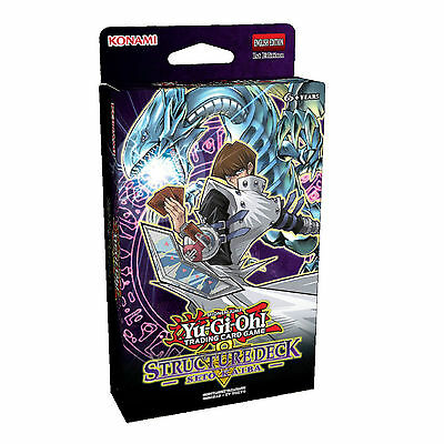 Yu-Gi-Oh Cards: Seto Kaiba Sealed Structure Deck - SDKS ABC Dragon Buster - 2016