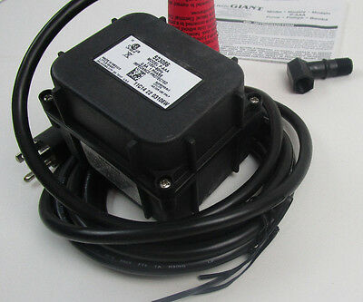 Little Giant Submersible Pump P-AAA Series 523086, Ships FREE from Canada