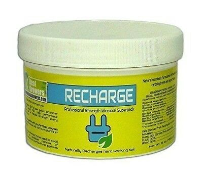 Real Growers Recharge 16oz professional strength microbial superpack